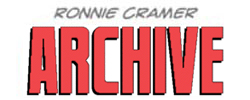 Ronnie Cramer Archive